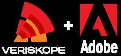 Veriskope+Adobe-Logos